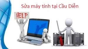 Sửa máy tính tại nhà Cầu Diễn
