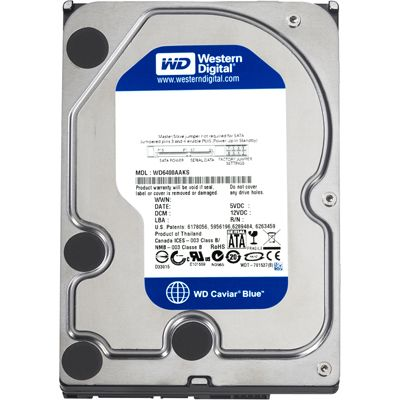 WD 250GB /Sata 3  - Caviar Blue