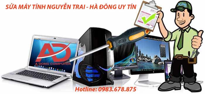 Sửa máy tính tại nhà Nguyễn Trãi - Hà Đông ==> LH: 0983.678.875