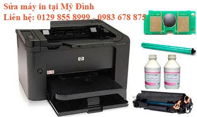 Sửa máy in tại Mỹ Đinh, Từ liêm, Hà Nội từ 100k 0129.85.58.999