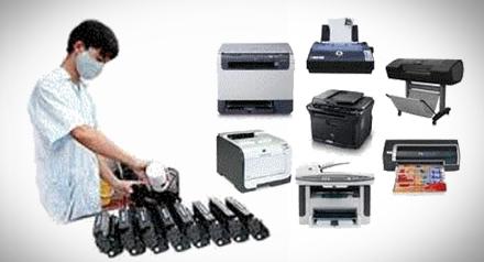 Sửa máy in tại nhà Cổ Nhuế