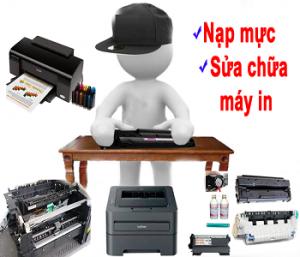sửa máy in tại nhà khu vực Xuân Thủy , Hà Nội, Uy tin chất lượng 100k