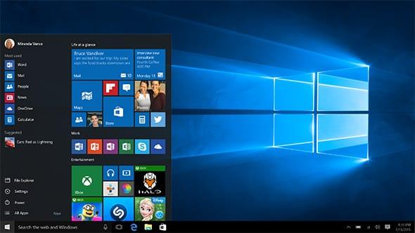 Sửa lỗi các ứng dụng Windows 10 không mở được Photos, Cortana..