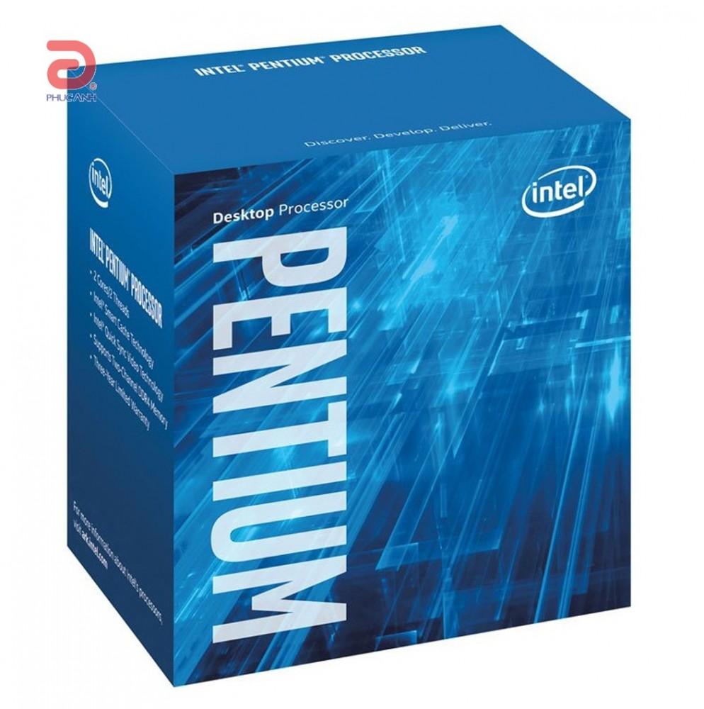 CPU Intel Pentium G4560 (3.5Ghz/ 3Mb cache) Kabylake