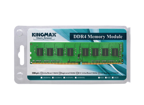 Ram PC Kingmax 4GB DDR4 Bus 2133Mhz
