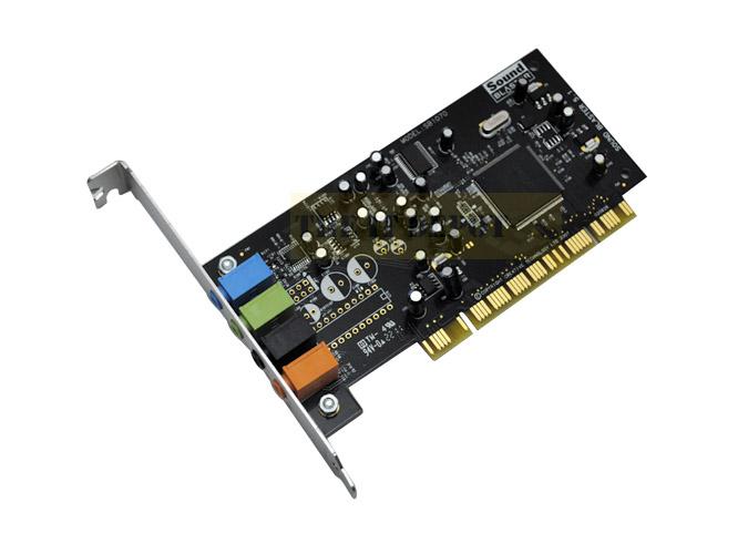 Card Sound Creative Blaster 5.1