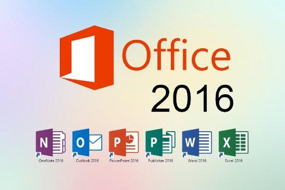 Chia sẻ bộ cài Office 2016 pro 32+64bit full + crack một link tải nhanh