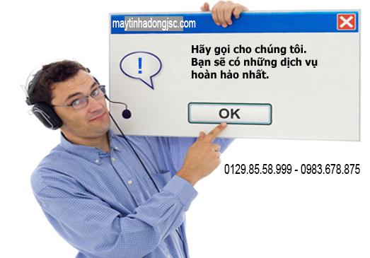 Sửa máy tính tại nhà Từ Liêm - LH: 0983.678.875 - Nhanh - Chuyên nghiệp