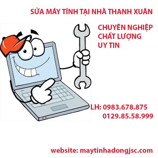 sửa máy tính tại nhà Thanh Xuân, HN - lh: 0983.678.875